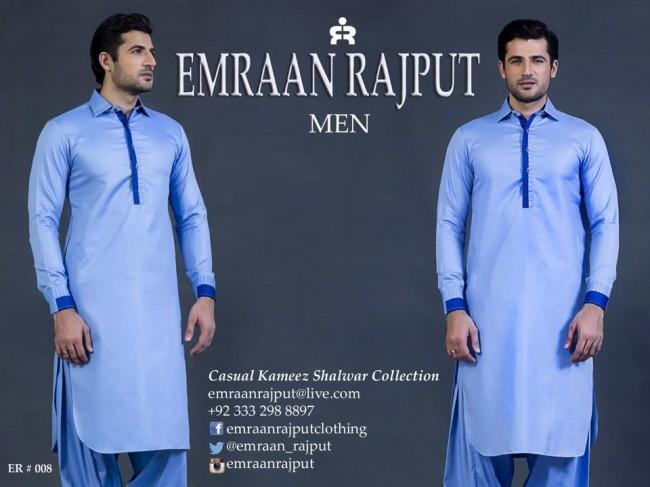 New-Fashion-Gorgeous-Men-Boy-Kurta-Salwar-Kamiz-Design-2014-For-Eid-ul-Azha-by-Emran-Rajput-2