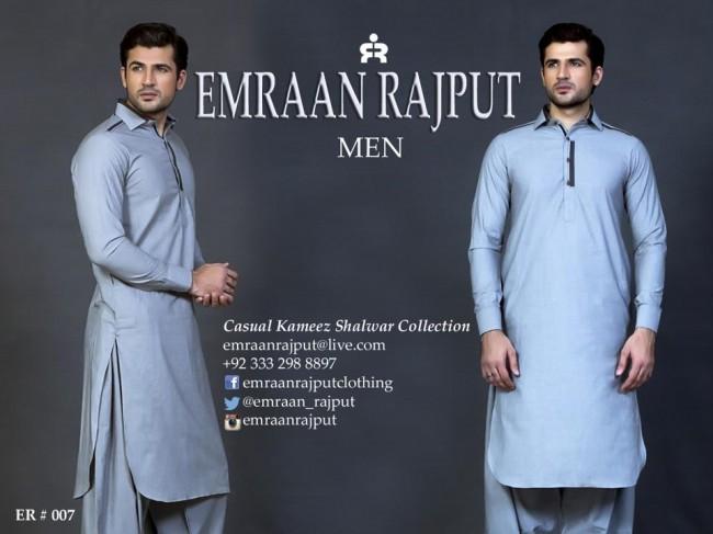 New-Fashion-Gorgeous-Men-Boy-Kurta-Salwar-Kamiz-Design-2014-For-Eid-ul-Azha-by-Emran-Rajput-5