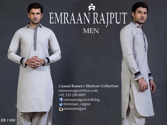 New-Fashion-Gorgeous-Men-Boy-Kurta-Salwar-Kamiz-Design-2014-For-Eid-ul-Azha-by-Emran-Rajput-