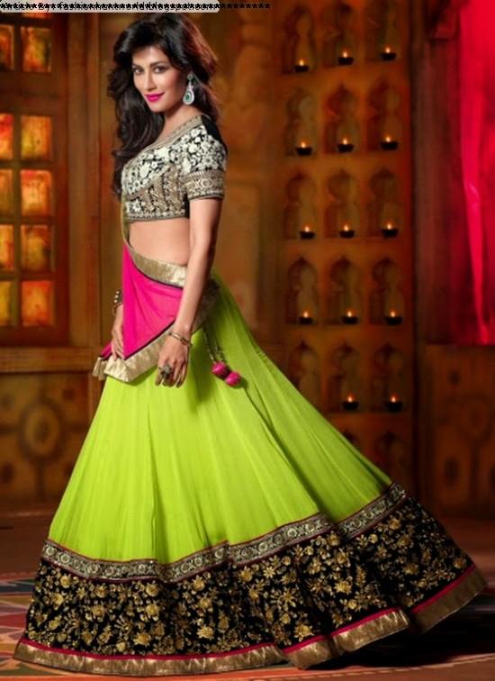Women-Girls-Exclusive-New-Fashion-Lehengas-Choli-For-Eid-Festive-by-Chitrangada-Singh-1