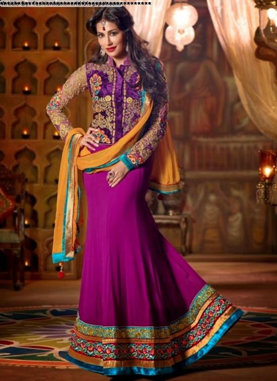 Women-Girls-Exclusive-New-Fashion-Lehengas-Choli-For-Eid-Festive-by-Chitrangada-Singh-3