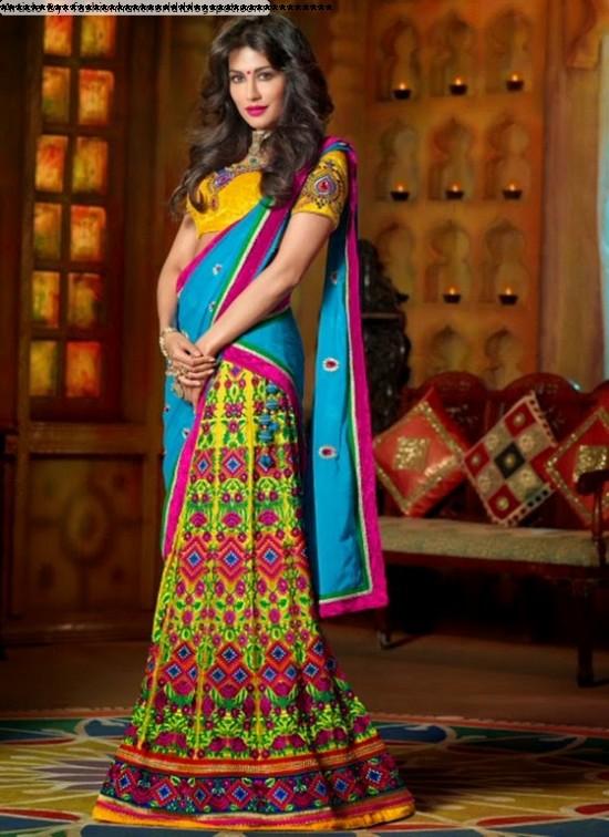 Women-Girls-Exclusive-New-Fashion-Lehengas-Choli-For-Eid-Festive-by-Chitrangada-Singh-5