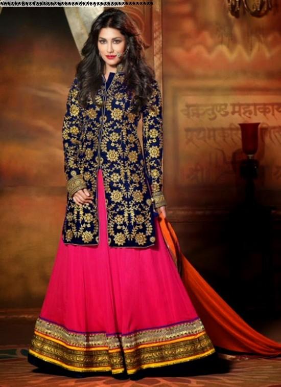 Women-Girls-Exclusive-New-Fashion-Lehengas-Choli-For-Eid-Festive-by-Chitrangada-Singh-6