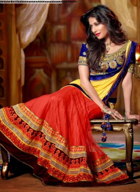 Women-Girls-Exclusive-New-Fashion-Lehengas-Choli-For-Eid-Festive-by-Chitrangada-Singh-7