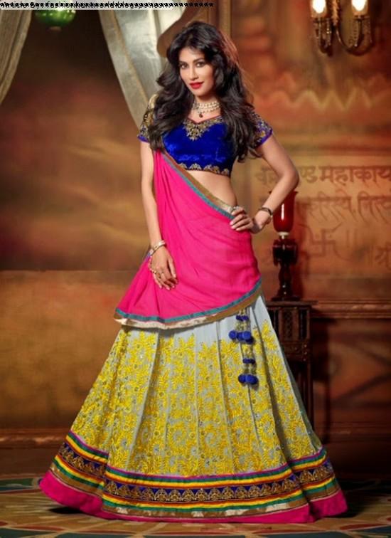 Women-Girls-Exclusive-New-Fashion-Lehengas-Choli-For-Eid-Festive-by-Chitrangada-Singh-8