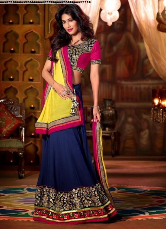 Women-Girls-Exclusive-New-Fashion-Lehengas-Choli-For-Eid-Festive-by-Chitrangada-Singh-