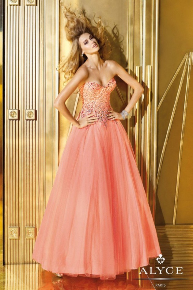 Wedding-Bridal-Evening-Night-Party-Wear-New-Fashion-Gorgeous-Gown-Suits-by-Alyce-15