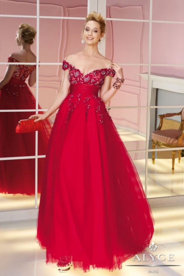 Latest Prom Wedding-Bridal Night,Evening Party Wear New Fashion ...