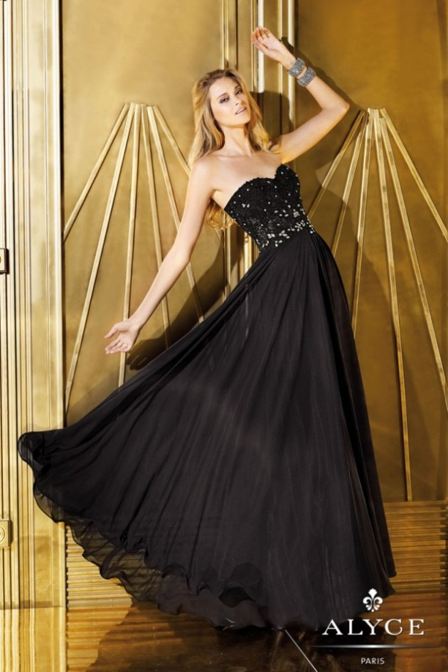 Wedding-Bridal-Evening-Night-Party-Wear-New-Fashion-Gorgeous-Gown-Suits-by-Alyce-21