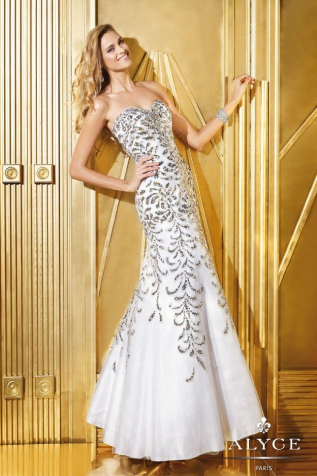 Wedding-Bridal-Evening-Night-Party-Wear-New-Fashion-Gorgeous-Gown-Suits-by-Alyce-22