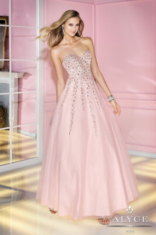 Wedding-Bridal-Evening-Night-Party-Wear-New-Fashion-Gorgeous-Gown-Suits-by-Alyce-4