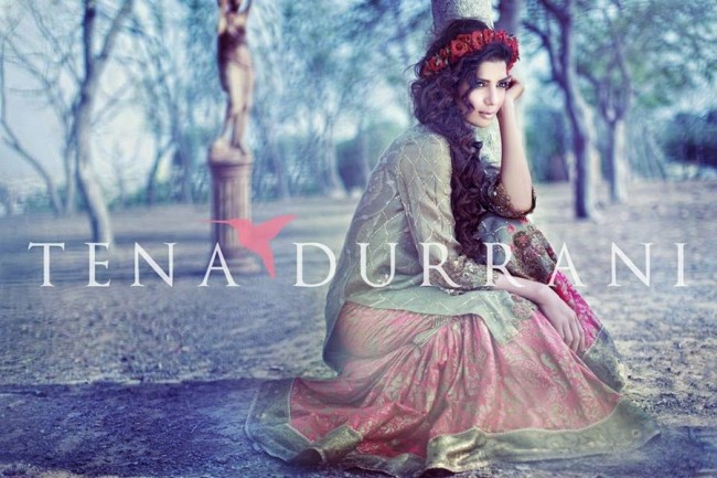 Wedding-Bridal-Wearing-New-Fashion-Suits-Fall-Dress-by-Designer-Tena-Durrani-7
