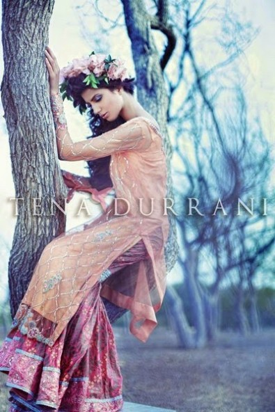 Wedding-Bridal-Wearing-New-Fashion-Suits-Fall-Dress-by-Designer-Tena-Durrani-9