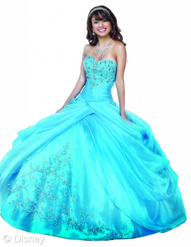 Cinderella Ball Gown Prom Beautiful New Fashion Suits Elegant ...