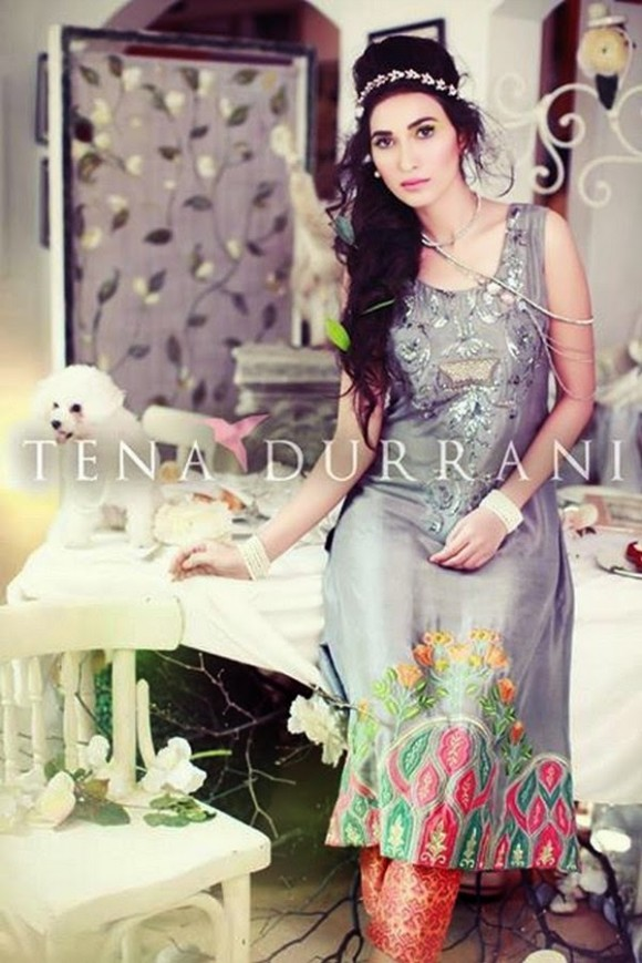 Women-Girls-Wear-Casual-Formal-New-Fashion-Suits-Dress-by-Tena-Durrani-10
