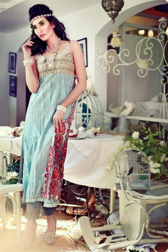 Women-Girls-Wear-Casual-Formal-New-Fashion-Suits-Dress-by-Tena-Durrani-13