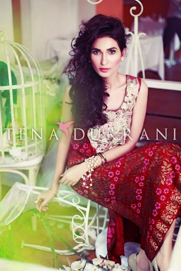 Women-Girls-Wear-Casual-Formal-New-Fashion-Suits-Dress-by-Tena-Durrani-4