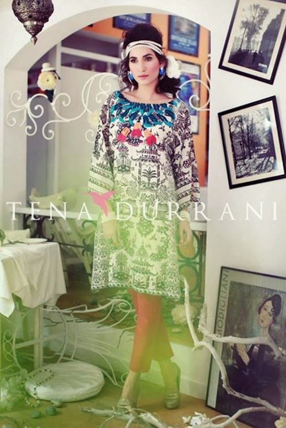 Women-Girls-Wear-Casual-Formal-New-Fashion-Suits-Dress-by-Tena-Durrani-7
