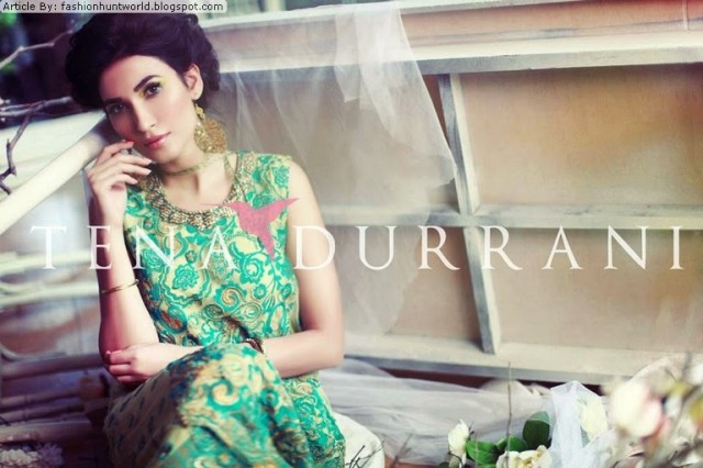 Women-Girls-Wear-Casual-Formal-New-Fashion-Suits-Dress-by-Tena-Durrani-