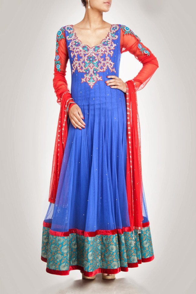 Women-Girls-Wear-New-Fashion-Style-Amazing-Dress-Suits-by-Designer-Arpan-Vohra-8