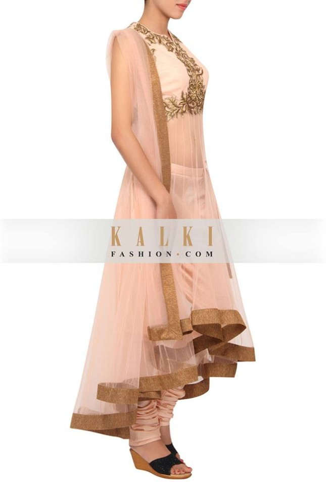 Girls-Wear-Printed-Colored-New-Embellished-Salwar-Kamiz-by-Kalki-Fashion-Suit-3