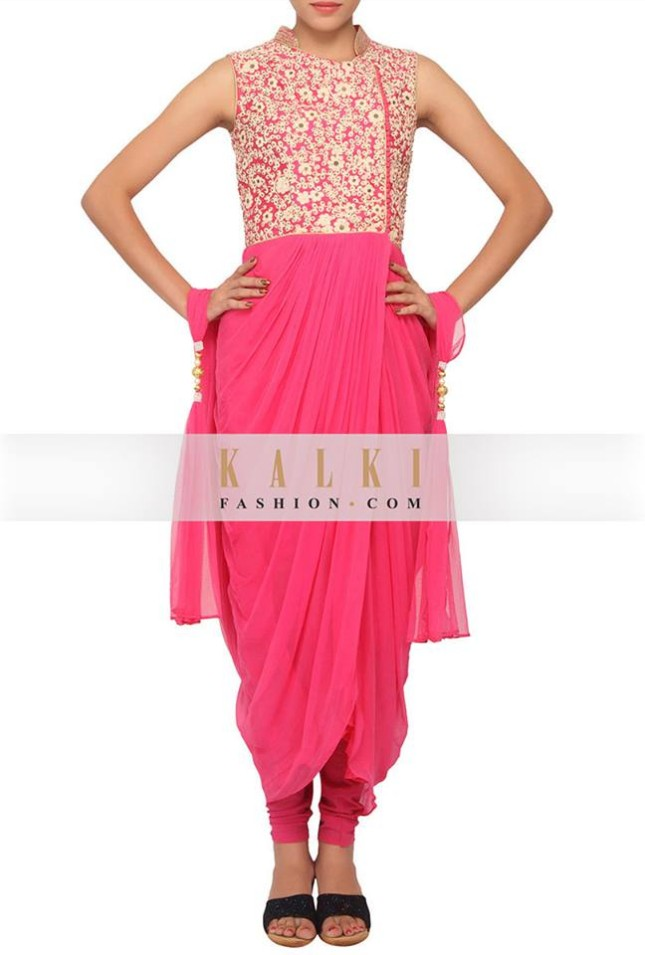 Girls-Wear-Printed-Colored-New-Embellished-Salwar-Kamiz-by-Kalki-Fashion-Suit-4