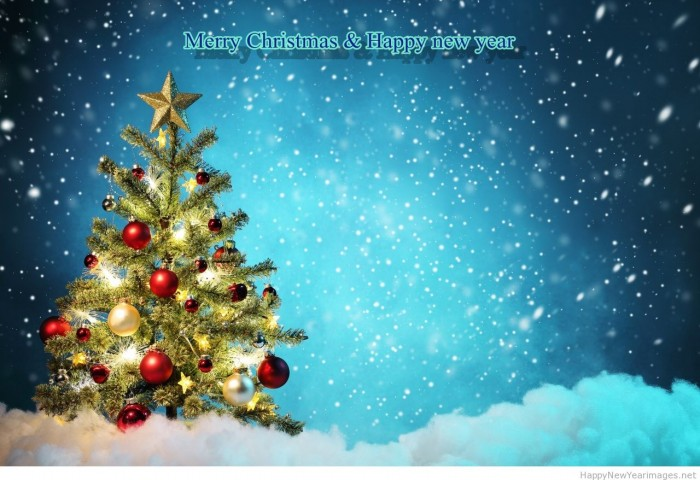 happy new year merry christmas greeting cards designs
