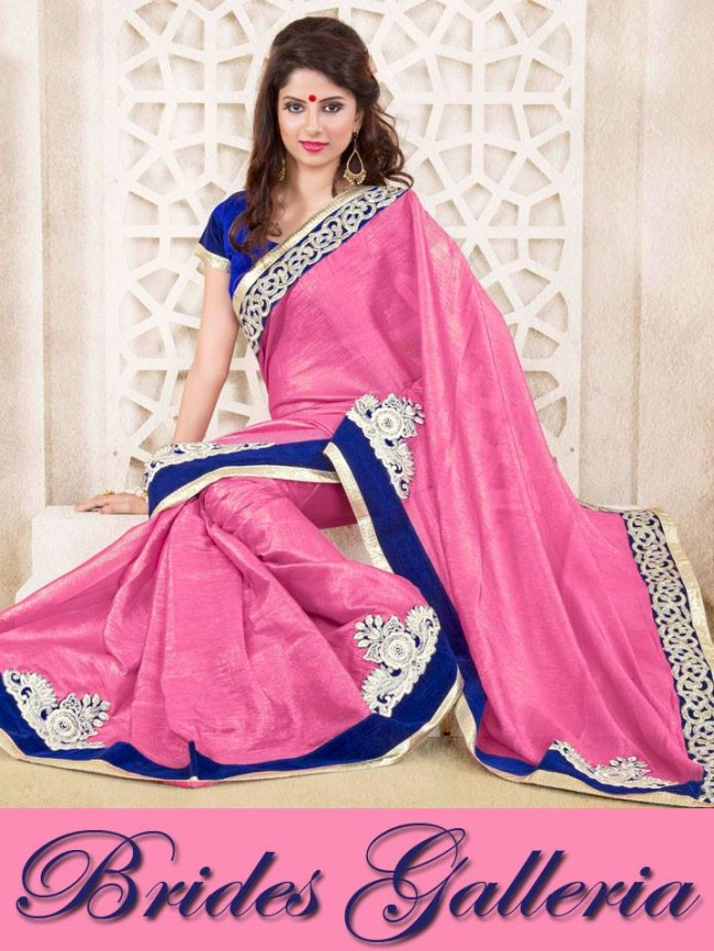 Indian-Bollywood-Fashion-Dress-Designer-Colorful-Saree-Sari-For-Women-Female-3
