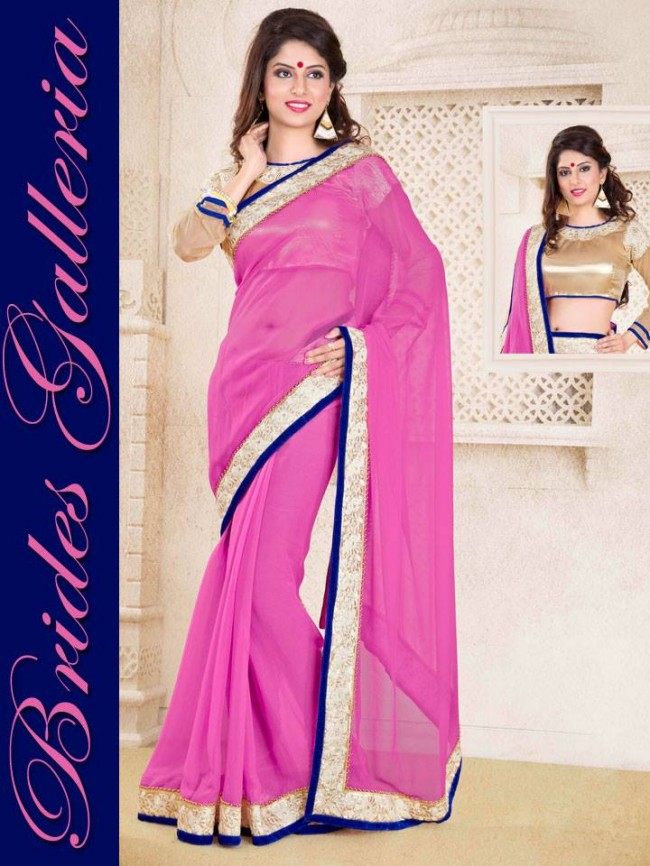 Indian-Bollywood-Fashion-Dress-Designer-Colorful-Saree-Sari-For-Women-Female-4