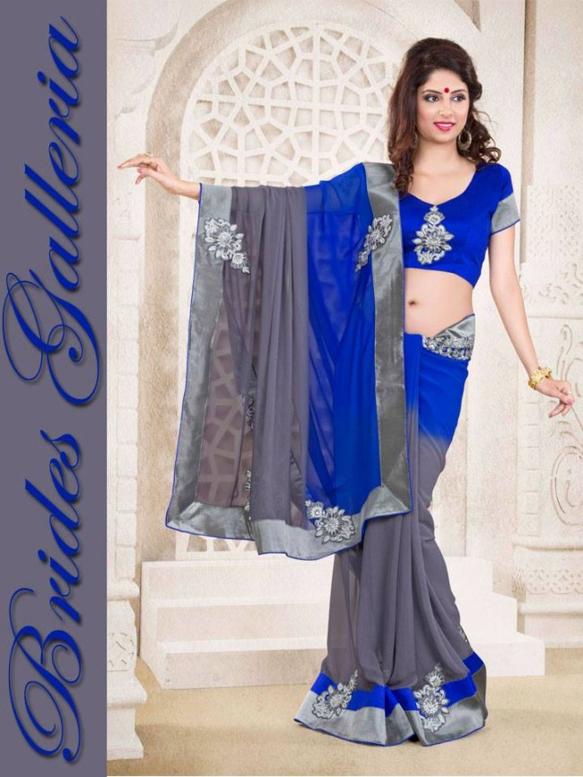 Indian-Bollywood-Fashion-Dress-Designer-Colorful-Saree-Sari-For-Women-Female-5
