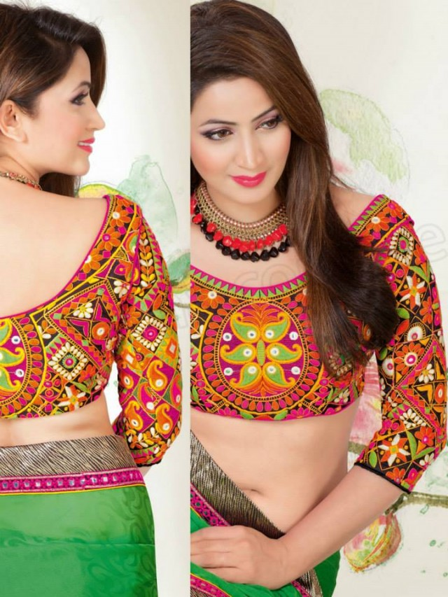 New-Fashion-Best-Embroidered-Cute-Saree-Sari-Blouses-Collection-by-Natasha-Couture-2