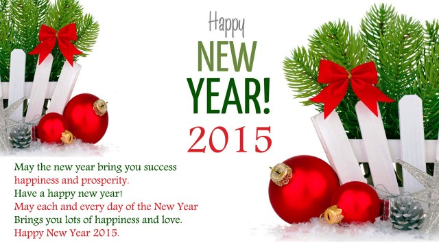 New Year Cards 2015 Pictures-Happy New Year Greeting Card Design ...