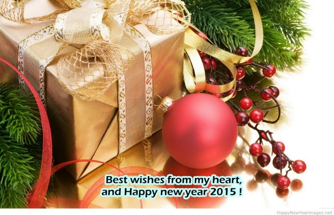 New Year Christmas 3D Animated Greeting Cards Designs HD HQ Wallpapers Photos Merry 2014 And Happy 2015 Gift Cake