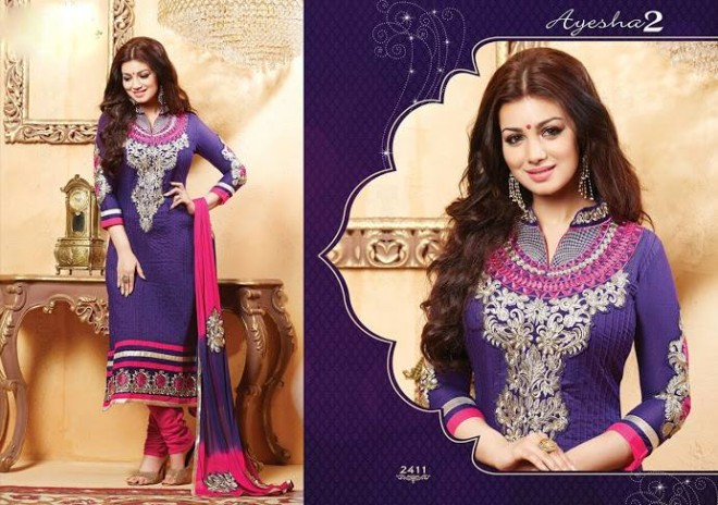 Indian-Bollywood-Famous-Actress-Ayesha-Takia-Photos-in-Salwar-Kamiz-Suit-by-Saheli-Couture-2