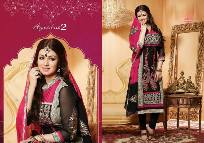 Indian-Bollywood-Famous-Actress-Ayesha-Takia-Photos-in-Salwar-Kamiz-Suit-by-Saheli-Couture-3