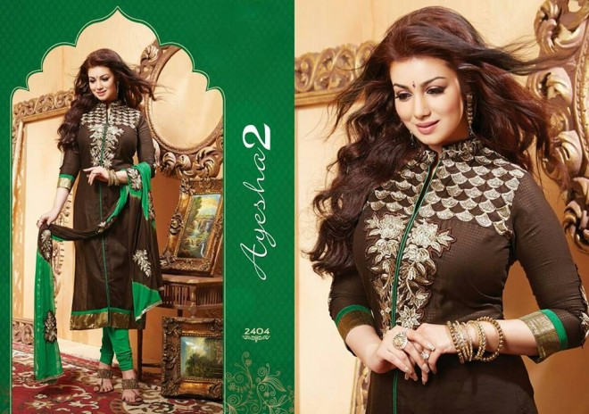 Indian-Bollywood-Famous-Actress-Ayesha-Takia-Photos-in-Salwar-Kamiz-Suit-by-Saheli-Couture-8