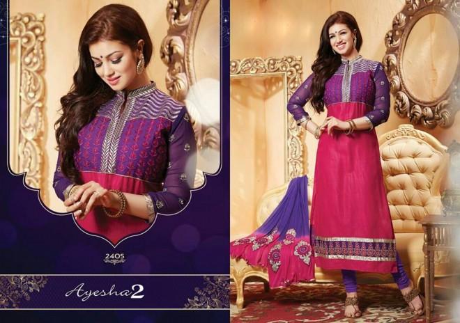 Indian-Bollywood-Famous-Actress-Ayesha-Takia-Photos-in-Salwar-Kamiz-Suit-by-Saheli-Couture-9
