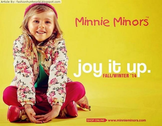 Kids-Child Wear FallWinter Dress New Fashion Suits -Joy It Up by Minnie Minors -