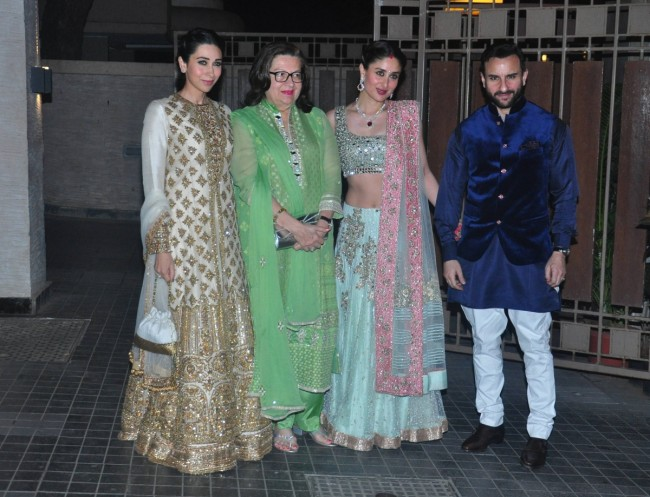 Bollywood-Indian Movies Famous Actress Soha Ali Khan & Kunal Kemmu Marriage Ceremony Pictures-Photoshoot-2