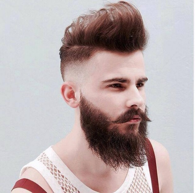 Latest Hair Style : Fashion Mag: Boys New Handsome Hair Style look for Mens Stylish Best ...