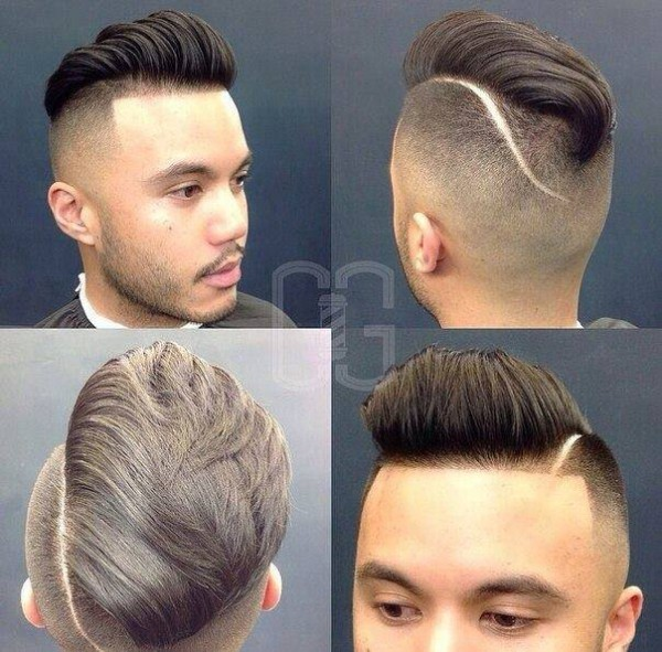 Boys New Handsome Hair Style look for Mens Stylish Best Long-Short Hairs-5