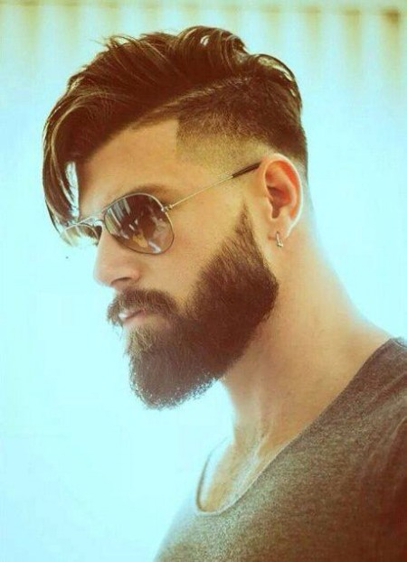 Boys New Handsome Hair Style look for Mens Stylish Best Long-Short Hairs-7