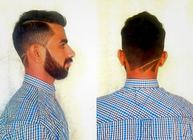 Fashion Glamour World Boys New Handsome Hair Style Look