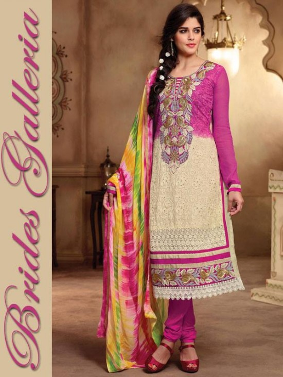 Brides Galleria Beautiful Designer Anarkali Suits Girls-Womes New Fashion Dress-4