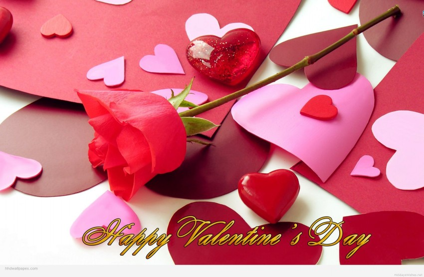 Happy Valentine,s Day Greeting Cards Images-Valentine Day Heart-Love-Gift Card Pictures-Photos-2