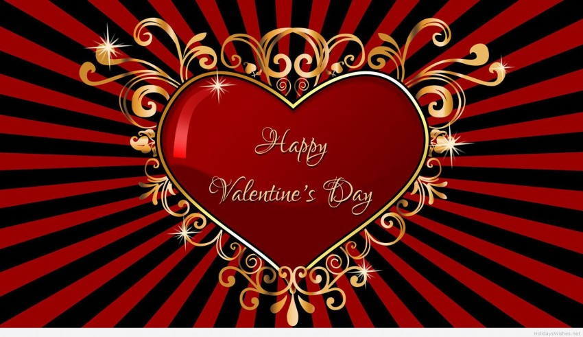 Happy Valentine,s Day Greeting Cards Images-Valentine Day Heart-Love-Gift Card Pictures-Photos-4