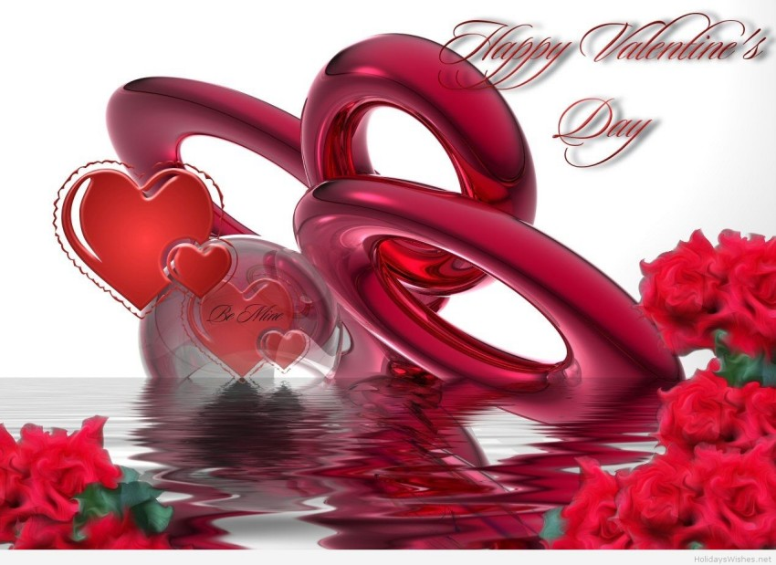 Happy Valentine,s Day Greeting Cards Images-Valentine Day Heart-Love-Gift Card Pictures-Photos-5