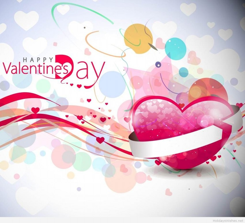 Happy Valentine,s Day Greeting Cards Images-Valentine Day Heart-Love-Gift Card Pictures-Photos-7