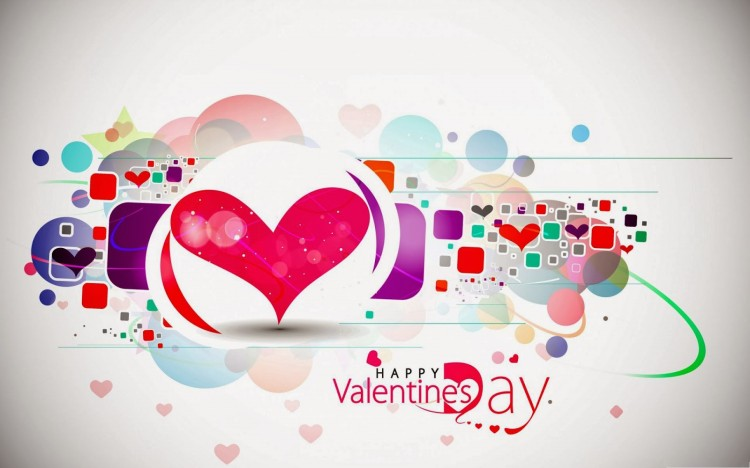 Valentine,s Day Greeting Cards Images-Happy Valentine Day Heart Special Gift Card Wallpapers-Photos-10