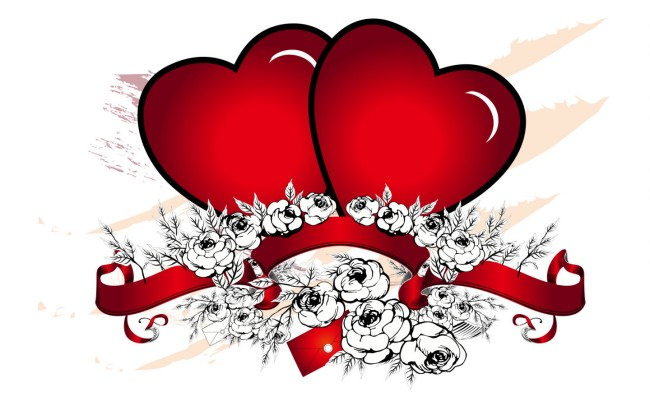 Valentine,s Day Greeting Cards Pictures-Image-Valentine Rose-Flower Day Card Photos-14